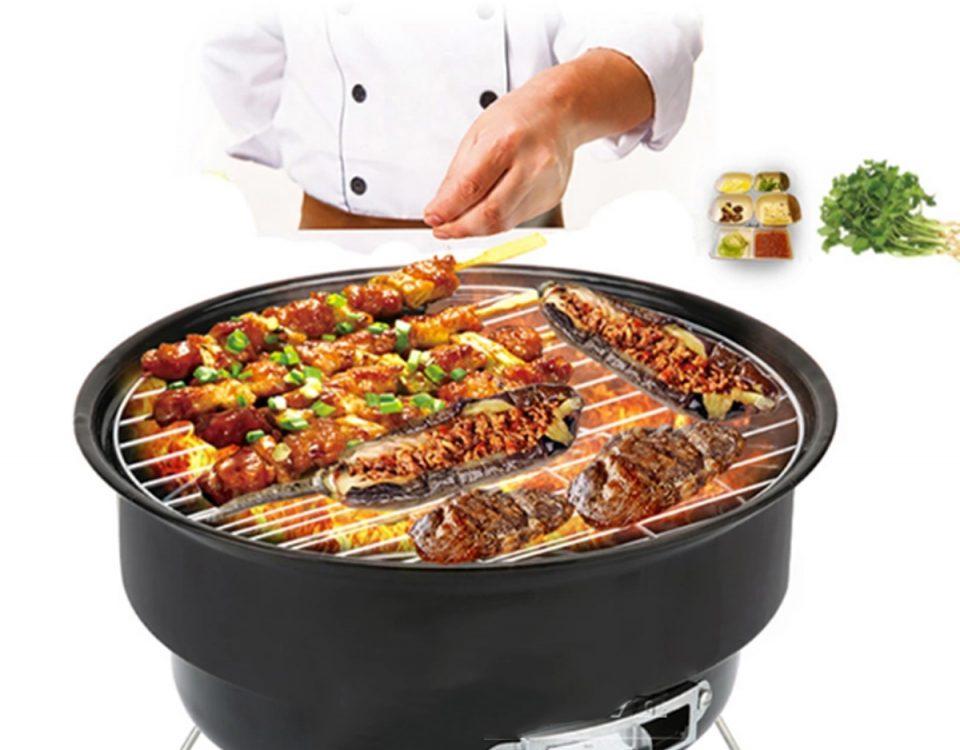 Bếp nướng than hao không khói BBQ 151 VeryGood