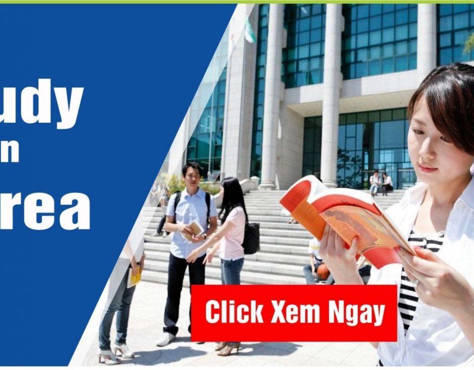 Du học nghề Hàn Quốc ở đâu rẻ nhất Hà Nội
