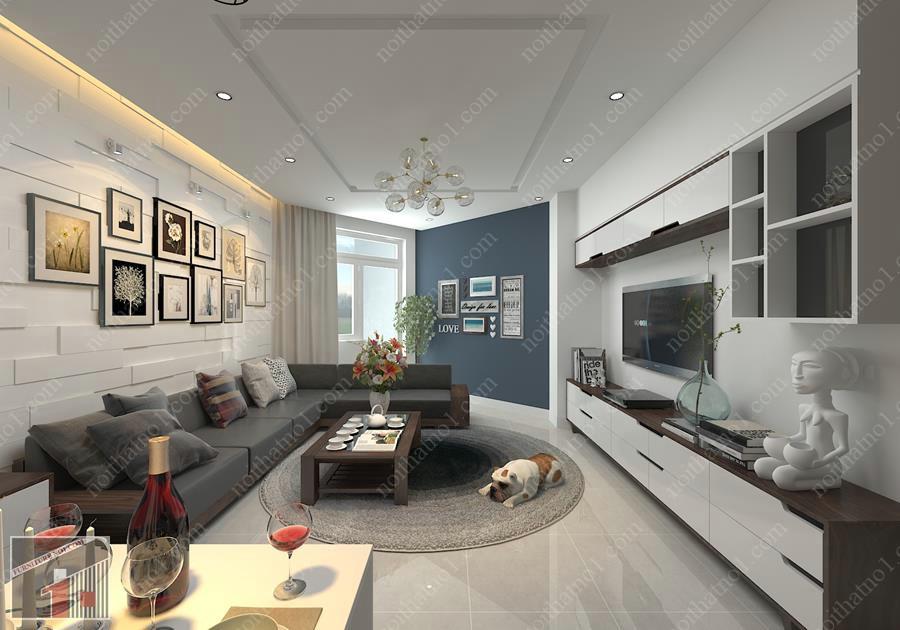 mẫu sofa phòng khách cao cấp