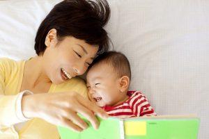 Đọc sách mang đến cho bé nhiều niềm vui