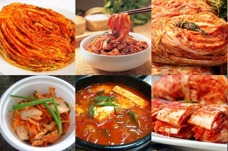 Cách làm kim chi Hàn Quốc