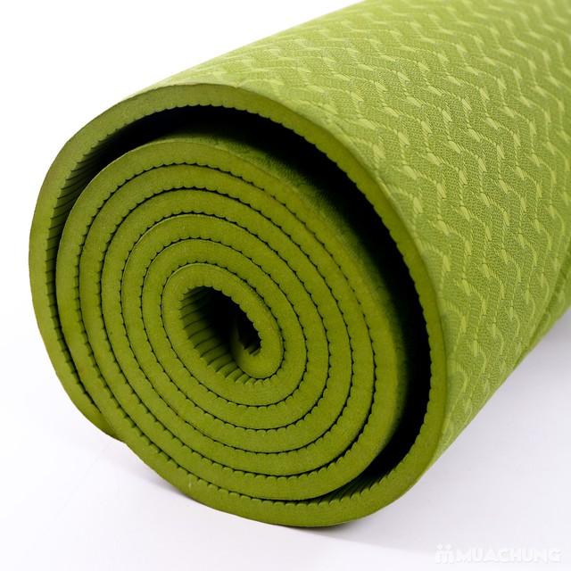 Thảm tập yoga TPE cao cấp với nhiều màu sắc cho bạn lựa chọn
