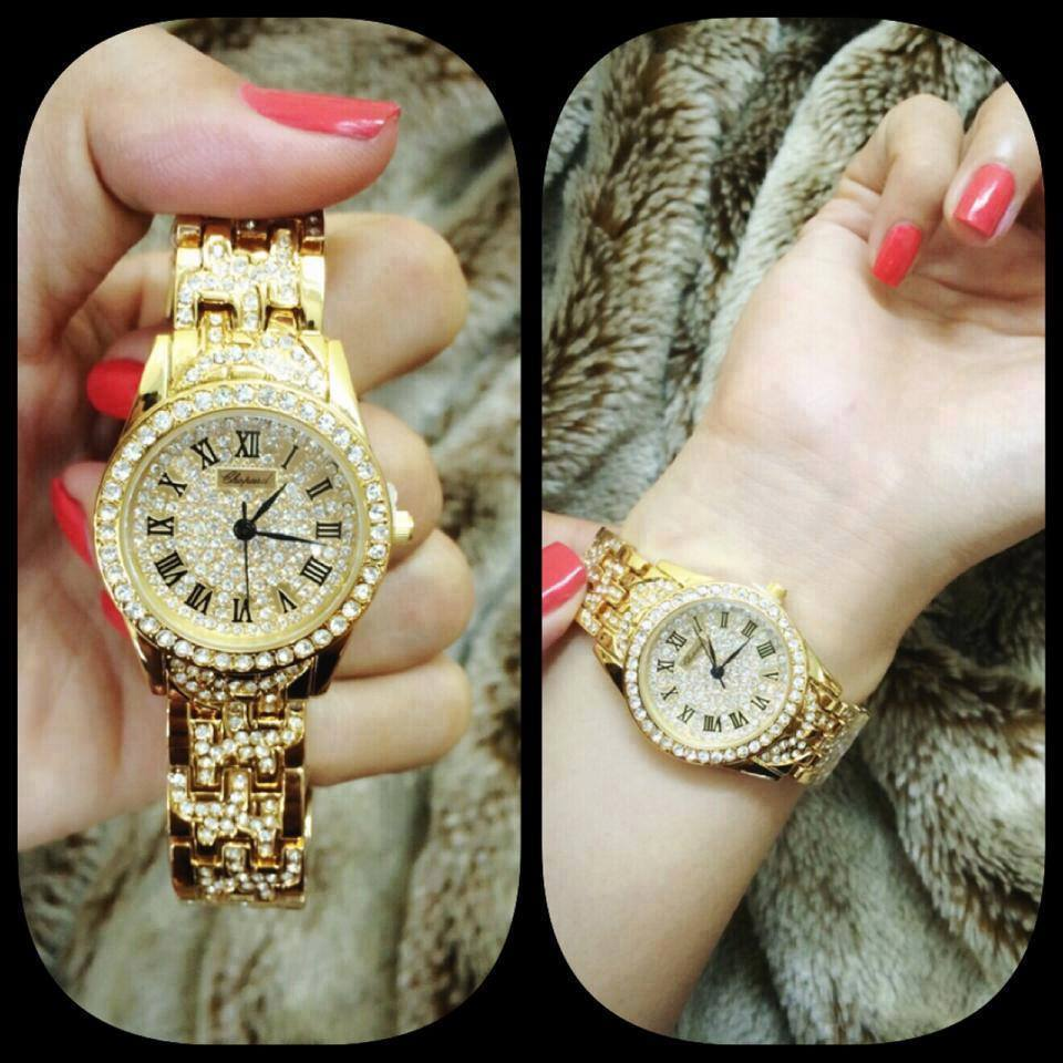 Cách giúp bạn gái lựa chọn đồng hồ đeo tay phù hợp