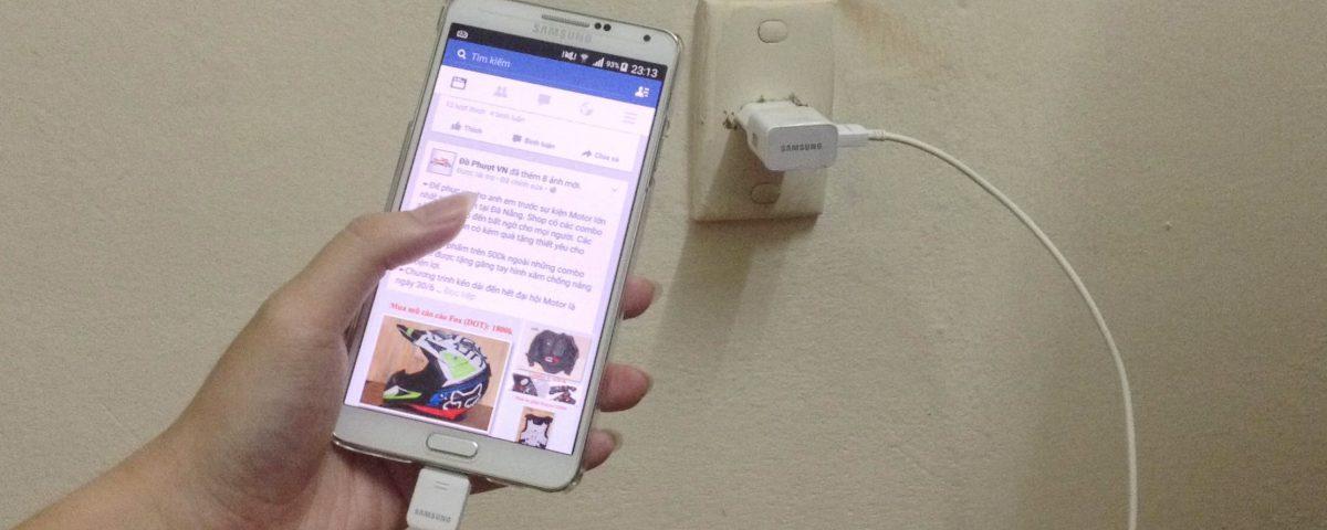 Những thói quen xấu khi sử dụng điện thoại bạn nên tránh