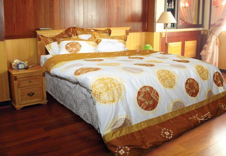Bộ chăn ga phòng ngủ