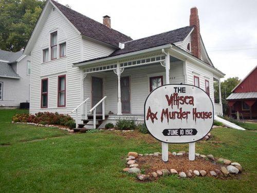 Ngôi nhà thảm sát The Villisca Ax (Villisca, Iowa)