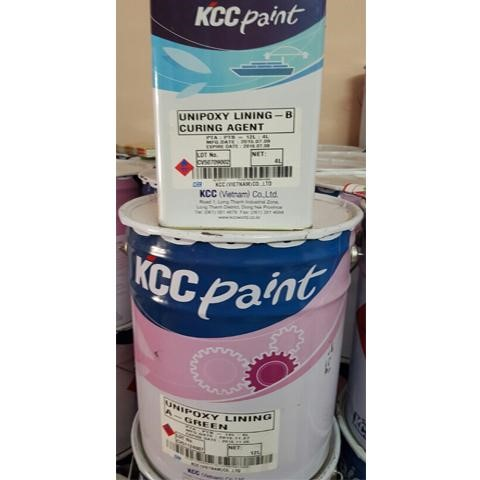Đặc điểm của bả trét epoxy KCC Unipoxy Putty