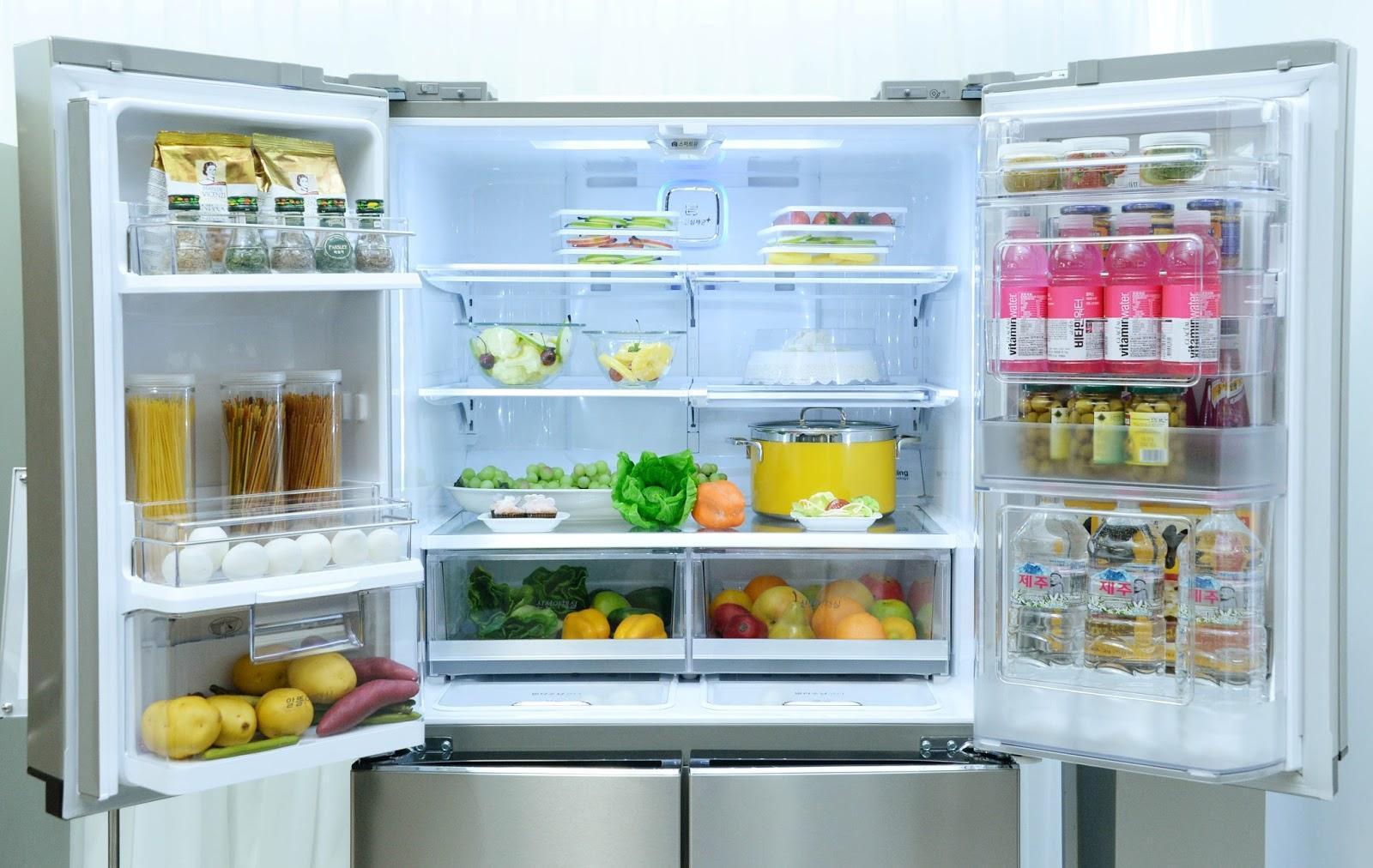 Sửa chữa tủ lạnh.