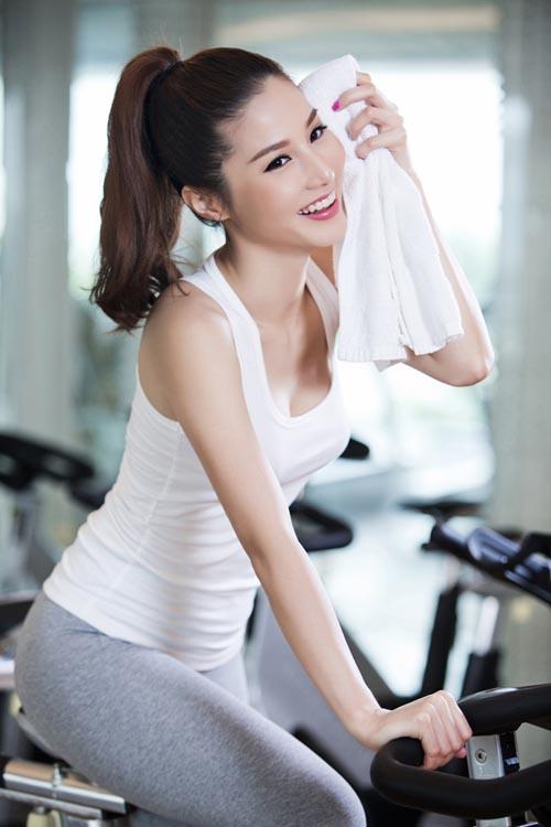 Tập gym giúp bạn có tinh thần sảng khoái
