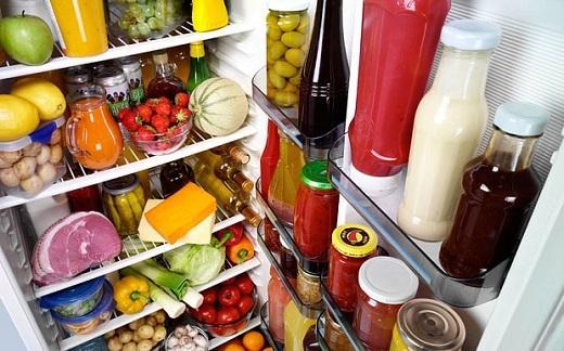 Không nên chất đầy thực phẩm trong tủ lạnh