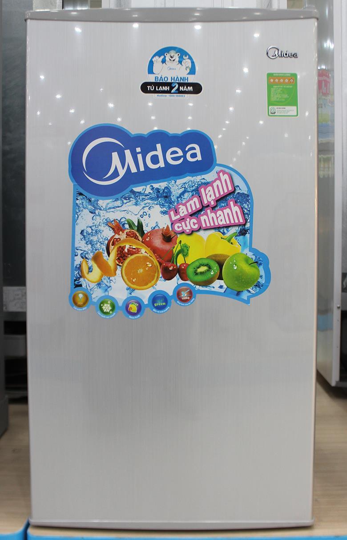 Tủ lạnh loại mini Midea