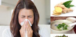 Điều trị bệnh cảm cúm tại nhà đơn giản và hiệu quả