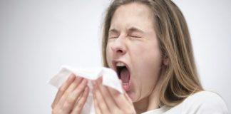 Điều trị bệnh viêm mũi dị ứng bằng các món ăn