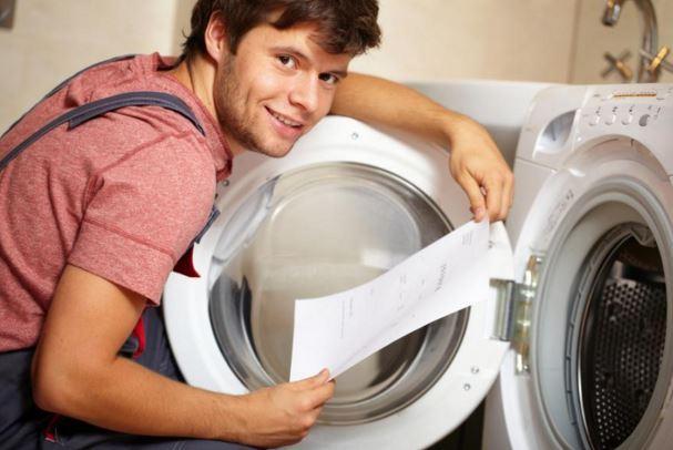 Khắc phục các lỗi của máy giặt