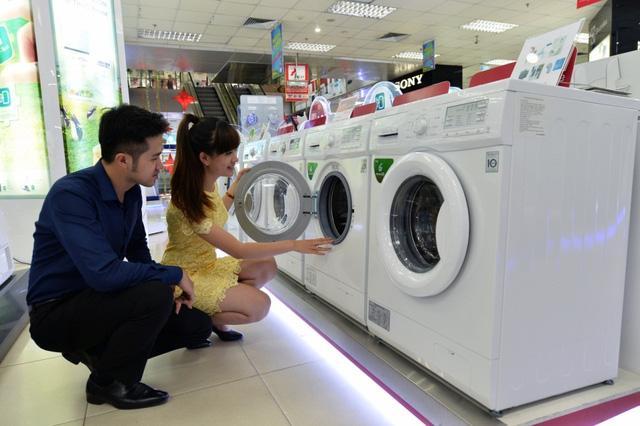 Lựa chọn máy giặt phù hợp có thể giặt đồ cho trẻ sơ sinh