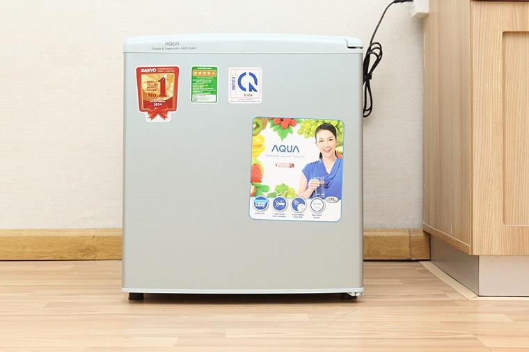 Tủ lạnh mini giá khá rẻ và tiện sử dụng
