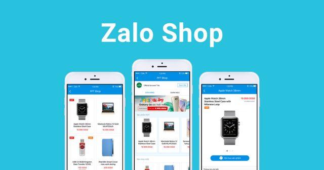 Zalo Shop giúp người bán và người mua kết nối với nhau tốt hơn.