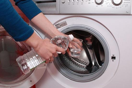 Sử dụng máy giặt thông minh