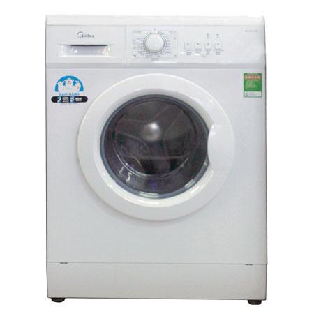 Nhấn (Start/Add Clothes) trên máy giặt
