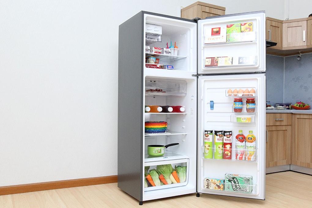 Chú ý quan trọng khi dùng tủ lạnh Electrolux