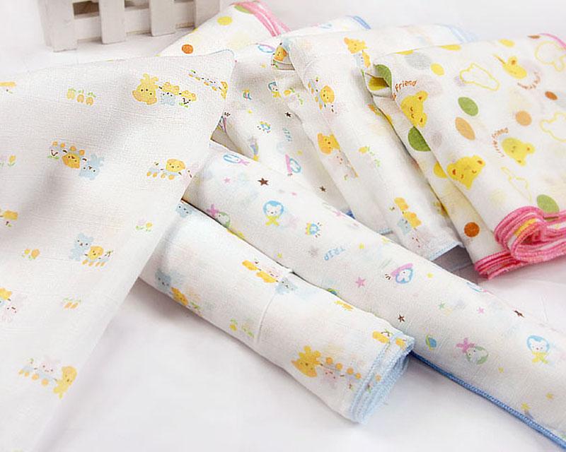 Các loại khăn có chất lượng tốt đảm bảo an toàn cho trẻ