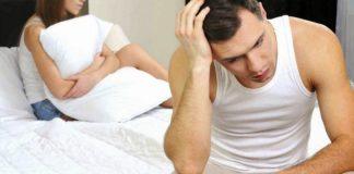 Biểu hiện của yếu sinh lý ở nam giới