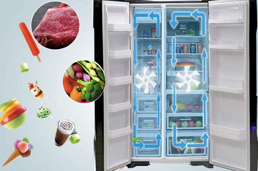 Hình ảnh thức ăn trong tủ lạnh