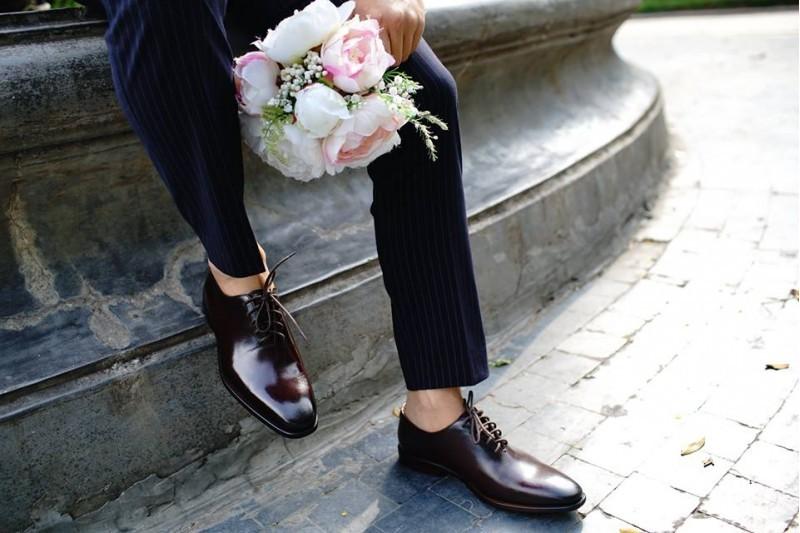 Giày đế cao là lựa chọn tối ưu cho nhưng người thấp bé