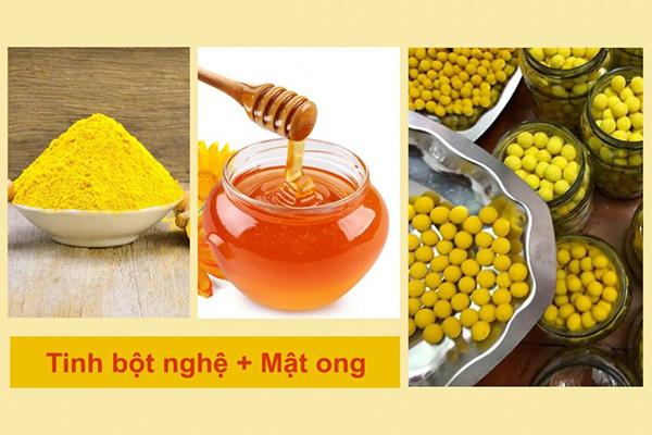 Uống nghệ mật ong có tác dụng gì đối với sức khỏe