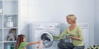 Cách sấy quần áo bằng máy giặt Electrolux