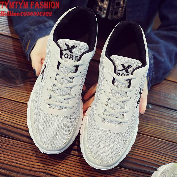 Chọn giày có chất liệu thông thoáng để luôn cảm thấy thoải mái, dễ chịu ngay cả khi bạn phải vận động nhiều