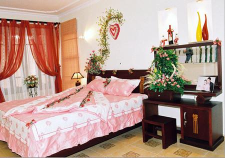 Trang trí phòng cưới hiện đại nhất