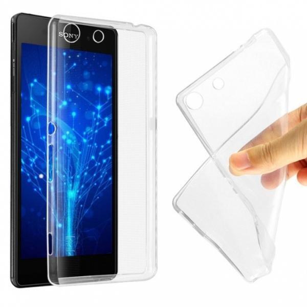Ốp lưng điện thoại sony M5 dẻo màu