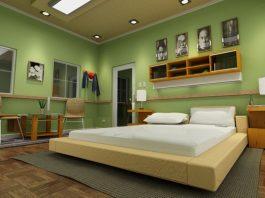 4 Cách phối màu sơn trong phòng ngủ bắt mắt nhất