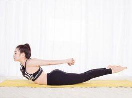 3 bài tập yoga chữa bệnh trào ngược dạ dày thực quản