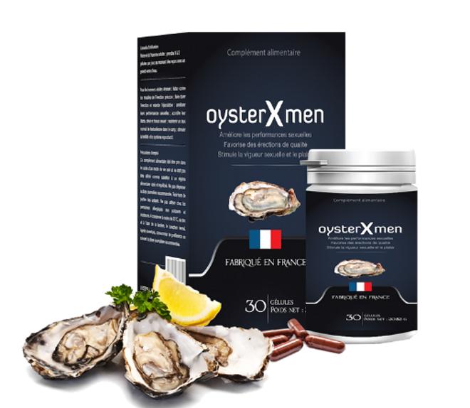Viên uống Oyster Xmen mang đến hiệu quả sử dụng vượt trội trong vòng 7 - 14 ngày