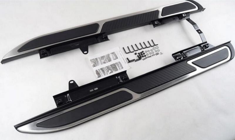 Hình ảnh minh họa sản phẩm bậc dẫm xe lên xuống dành cho Lexus RX350