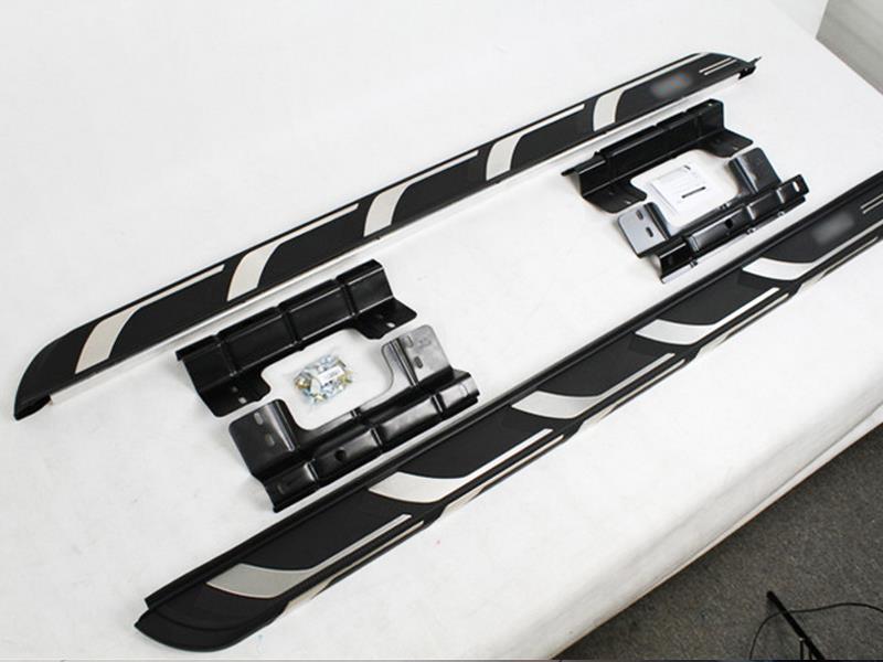Thiết kế của bậc dẫm lên xuống xe Audi