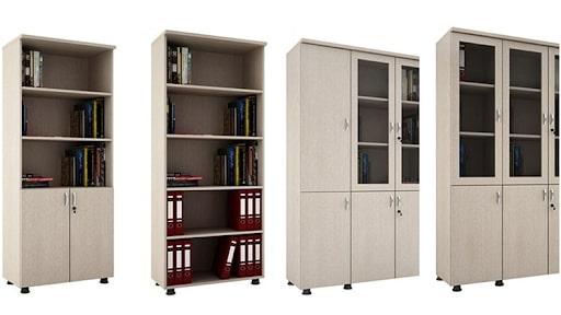 Gợi ý các mẫu tủ hồ sơ đẹp cho văn phòng